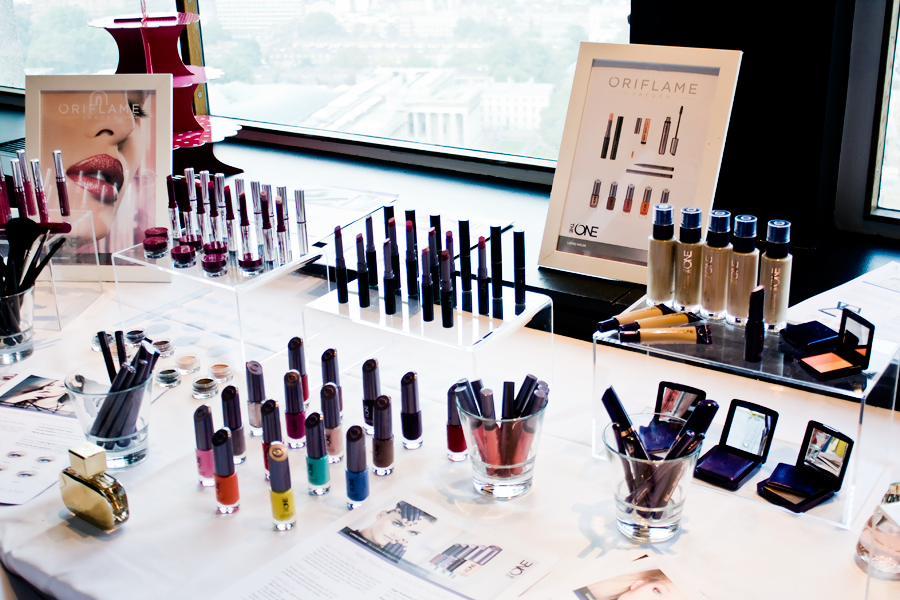 bloggersfestival-oriflame-stand