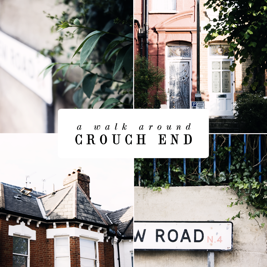 A Walk Around Crouch End | Lix Hewett Photography