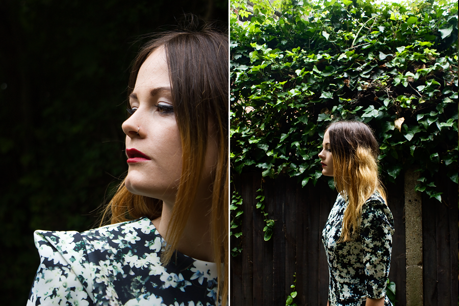 Leigh Travers by Lix Hewett | London Portrait Photographer