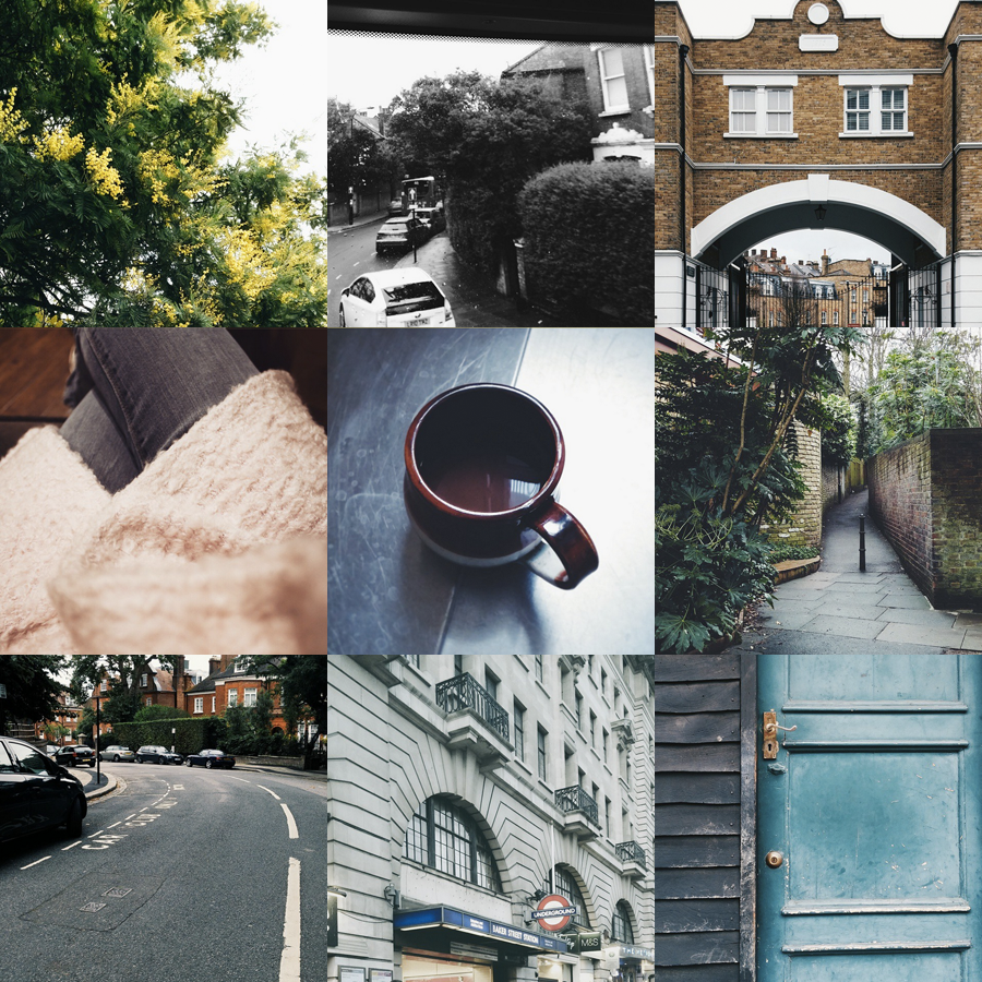 Lix Hewett / Instagram Photos / London Photographer