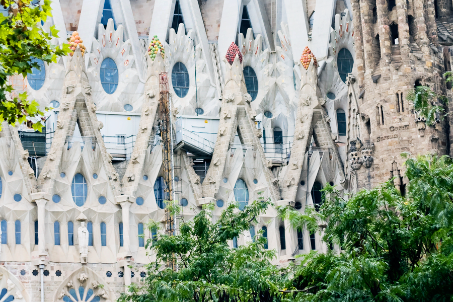 Travel / Barcelona / Sagrada Familia